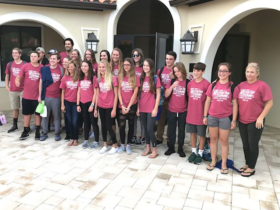 Mission Trip Group 2018