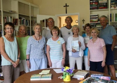 St. Mary's Librarians